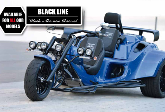 The Trike Guy - UK's No1 importer and reseller of Boom Firebird Trikes